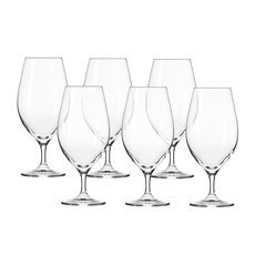 Krosno Harmony Beer Glass 400ml Set of 6