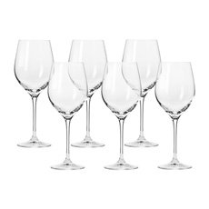 Krosno Harmony White Wine Glass 370ml Set of 6