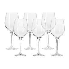 Krosno Harmony Red Wine <b>Glass</b> 450ml Set of 6