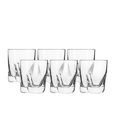 Mixology Whisky Glass 250ml Set of 6