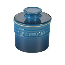 <b>Le Creuset Stoneware</b> Butter Bell Marseille Blue