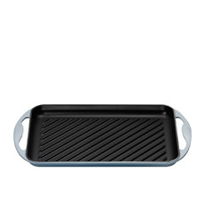 Rectangular Grill 32.5cm Coastal Blue