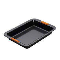 Toughened Non Stick Rectangular Cake Tin 33 x 23 x 5cm
