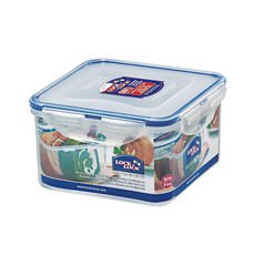 Lock & Lock Classic Square Short <b>Container</b> 1.2L