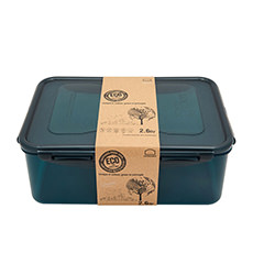 Lock & Lock Eco Rectangular Short <b>Container</b> 2.6L