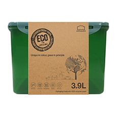 Lock & Lock Eco Rectangular Short <b>Container</b> 3.9L