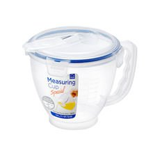 <b>Lock</b> & <b>Lock</b> Special Measuring Cup with Flip Lid 1L
