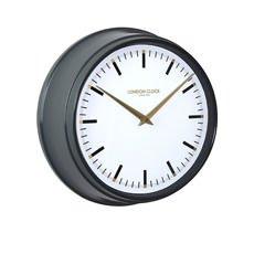 Hatton Metal Wall Clock 37cm