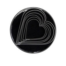 Loyal Plain Heart <b>Cookie Cutters</b> Set of 6