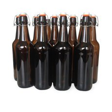 Mangrove Jack's Flip Top Bottle 750ml Case of 12