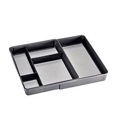 Expandable Utility Tray Graphite