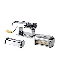 Atlas 150 Wellness Multi Pasta Machine with 5 Shapes