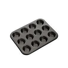 Non-Stick 12 Cup Mini Muffin Pan 25x20cm