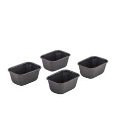 Non-Stick Individual Loaf Tin Set of 4