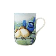 Maxwell & Williams Birds of Australia Katherine Castle <b>Mug</b> 300ml Fairy Wren