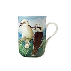 Maxwell & Williams Birds of Australia Katherine Castle <b>Mug</b> 300ml Kookaburra