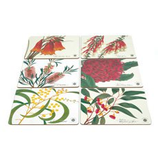 Botanic Placemats Assorted Set of 6
