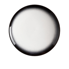 <b>Maxwell</b> & <b>Williams</b> Caviar Granite Coupe Plate 27cm