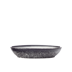 <b>Maxwell</b> & <b>Williams</b> Caviar Granite Oval <b>Bowl</b> 20x14cm