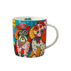 Maxwell & Williams Love Hearts Mug 370ml Oodles Of Love