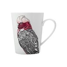 Maxwell & Williams Marini Ferlazzo Birds <b>Mug</b> 450ml Tall Galah