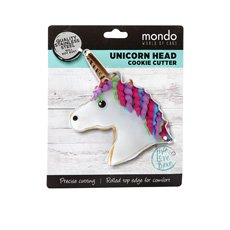 Mondo <b>Cookie Cutter</b> Unicorn Head
