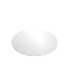Round Cake Board 20cm White