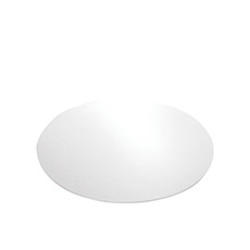 Round Cake Board 25cm White