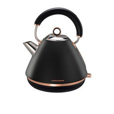 Accents Rose Gold Kettle Black
