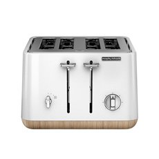 Aspect Scandi 4 Slice Toaster White