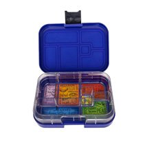 Munchbox Maxi 6 Bento <b>Box</b> Midnight Blue