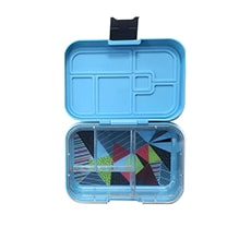 Munchbox Mega 4 Bento <b>Box</b> Electric Blue