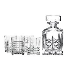 Highland 5pc Decanter Set