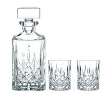 Noblesse 3pc Decanter Set