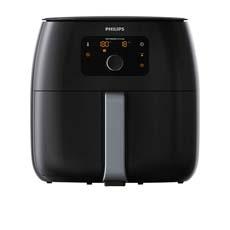 Air Fryer XXL Digital 1.4kg Black