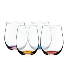 Riedel Happy O Vol.2 Wine <b>Glass</b> 4pc