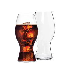 Riedel 'O' Series Coca Cola <b>Glass</b> Tumbler 2pc