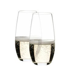 Riedel 'O' Series Tumbler Champagne Glass 2pc