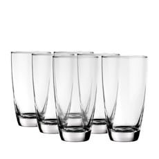 Hi-Ball Milan Glass 465ml 6pc