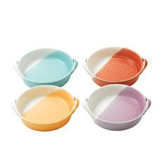 1815 Tableware Mini Serving Dish Set of 4 Bright