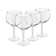 Royal Leerdam Cocktail Glasses Gin & Tonic Glass 650ml Set of 4