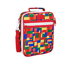 Sachi Style 225 Insulated Junior <b>Lunch</b> Tote Bricks