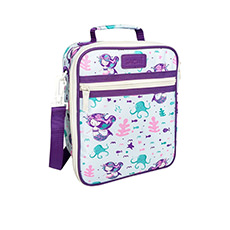 Sachi Style 225 Insulated Junior <b>Lunch</b> Tote Mermaids