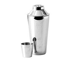 Oxford Cocktail Shaker 750ml 3pc
