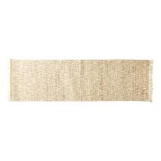 Roma Linen Runner 35x120cm Natural Bleach