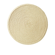 Woven Placemat 35cm Natural