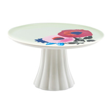 Willow Footed Cake Stand 20x12cm Flute