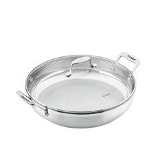Scanpan Impact Chef's <b>Pan</b> w/ Lid 32cm
