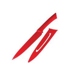 Spectrum Carving Knife 20cm Red