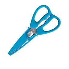 Spectrum Soft Touch Kitchen Shears Blue
